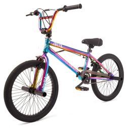 "Hyper 20"" Jet Fuel BMX Bike 48-spoke alloy rims"