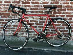 2016 Surly Pacer Road Bike 52cm Steel Shimano105 11s