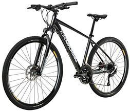 "Diamondback Trace Comp Dual Sport Bike 16""/SM Dark Silver"