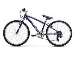 "Raleigh 2017 Alysa 24 Road Bike Purple 24"""