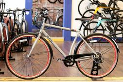 2018 Opus Case Steel Frame City Cruiser Hybrid Commuter Bike