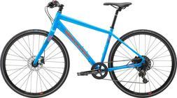 2018 Cannondale Quick 2 Disc Flat Bar Road Bike Hybrid Small