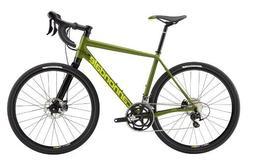 2018 Cannondale Slate 105 Gravel Disc Bike - Lg - Green - Re
