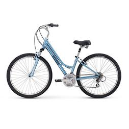 RALEIGH Bikes Venture 2 Step Through Womans Comfort Hybrid B