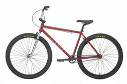 2020 FAIRDALE BIKES TAJ 26 CANDY RED CRUISER  COMPLETE BIKE