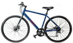 """Nashbar 21"""" Flatbar Disc Road 700c Hybrid Commuter Bike Shim"""