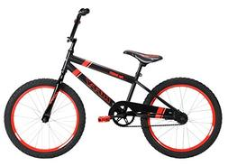 "20"" Huffy Pro Thunder Boys' Bike, Ages 5-9, Height of 44-5"