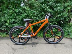"""Mongoose 24"""" Boys Mountain Bike, 24 inches mountain bikes"""