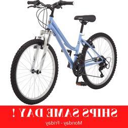 """Roadmaster 24"""" inch Granite Peak Girls Mountain Bike- Light"""