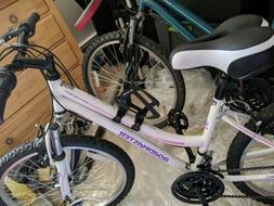 Roadmaster 24 inch Granite Peak Mountain Bike Girls  - White