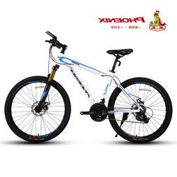 Phoenix 24 Speed Bicycle <font><b>Mens</b></font> Road <font