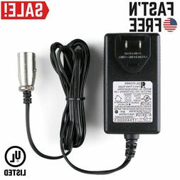 24V 1.5A Scooter Battery Charger for Pride Jazzy Power Chair