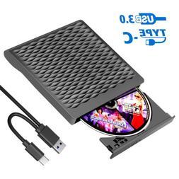 Pro External Driver Recorder USB 3.0 3D Blu Ray CD/DVD-RW Bu