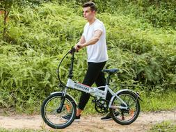 "26"" Aluminium Mountain Bike Disc Brakes 21 Speed Mens Bikes"