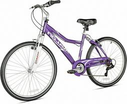 Kent 26 Womens Avalon Cruiser 7-speed Alloy Rims Bike With F