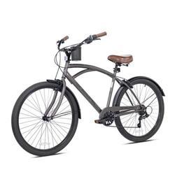"🔥Kent 26"" Bayside Men's Cruiser Bike - Satin Cocoa🔥BRA"