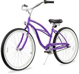"26"" Beach Cruiser Bike Bicycle Firmstrong Urban Women3 spd"