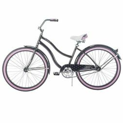 Huffy 26″ Cranbrook Womens Cruiser Bike with Perfect Fit F