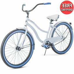 """26"""" Cruiser Bike Womens Adults Bicycle 26-inch Wheels 1 Spee"""