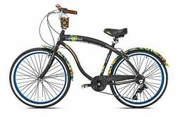 26 cruiser men s cruiser bike
