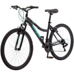 """26"""" Mongoose Excursion Women Mountain Bike 21 Speed Durable"""