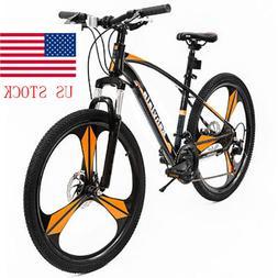 """26""""Full Wheel Mountain Bike Bicycle Shimano 21Speeds Front S"""