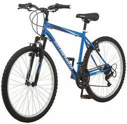 "26"" Roadmaster Granite Peak 18-Speed Men's Mountain Bike 26-"