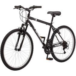 "New 26"" Roadmaster Granite Peak Men's Mountain Bike, Black"