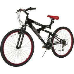 26 in mens equator full suspension mountain