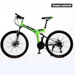 Running Leopard 26 inch 21 speed <font><b>bicycle</b></font>