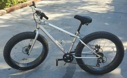 Mongoose 26 inch Fat Tire Bicycle / Bike