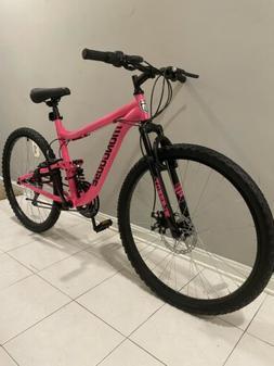 "🔥🔥Mongoose 26"" Major Mountain Bike, Hot Pink - Full Su"