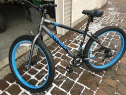 26 men s fat tire bike