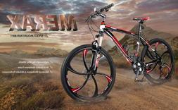 """26""""Mountain Bike 21Speed 6 Spoke Shimano Disc Brake Lightwei"""