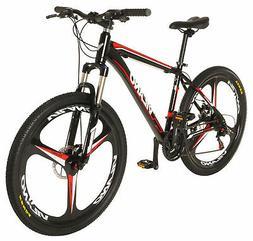 "Vilano 26"" Mountain Bike Ridge 2.0 MTB 21 Speed with Disc Br"