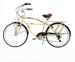 26'' Columbia New Hampton 7-Speed Men's Cruiser Commute Bike