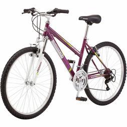 """26"""" Roadmaster Sporting Women's Mountain Bike 18 Speed Steel"""