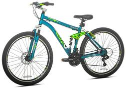 "Kent 26"" V2100 Women's  21 speed drivetrain spring loaded su"