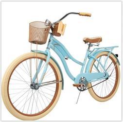 "Huffy 26"" Women's Comfort Beach Cruiser Bike Multiple Colors"