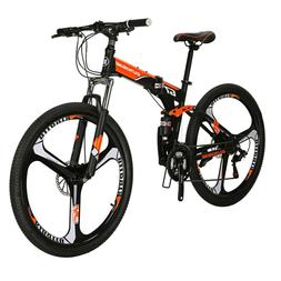 27 5 folding mountain bike 21 speed