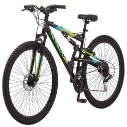 "Schwinn 29"" Men's Mountain Bike, EZ-Fire Shifter, Dual Shock"