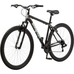 Mongoose 29 Inch Mens Mountain Bike Outdoor Riding 21 Speed