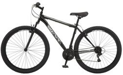 "MONGOOSE 29"" MEN'S EXCURSION MOUNTAIN BIKE, BLACK *DISTRESSE"