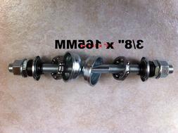 "Bicycle Hub Axle Spacer 3//8/"" 16mm Bike Road Cruiser Cycling 2"