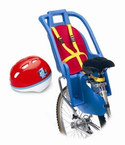 Bell 1 2 3 Child Carrier with Toddler Helmet