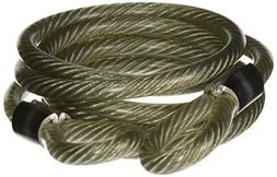 "ABUS 46 Flexible Braided Steel Cable, 7/16"" Diameter"