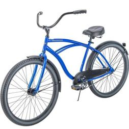 Huffy 56409P7 26 inch Cranbrook Men's Cruiser Bicycle BLUE
