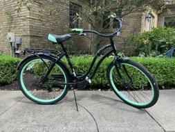 Huffy 56439P7 Cranbrook 26 inch Womens Comfort Cruiser Bike