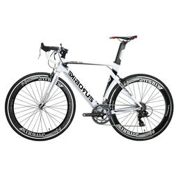 700c 54cm light aluminium road bike shimano
