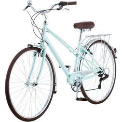700c Schwinn Admiral Women's Hybrid Bike, Mint Green